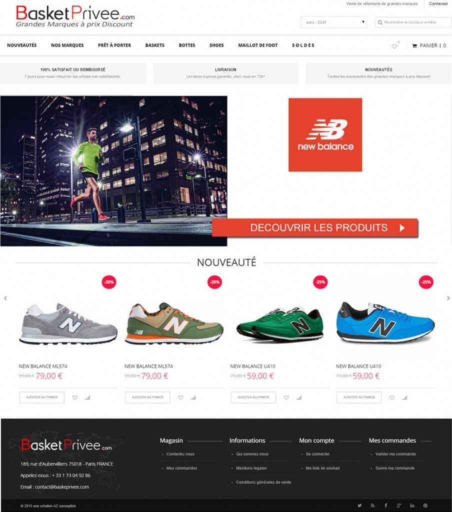 site-ecommerce-basketprivee