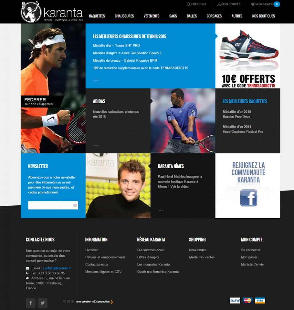 site-ecommerce-karanta