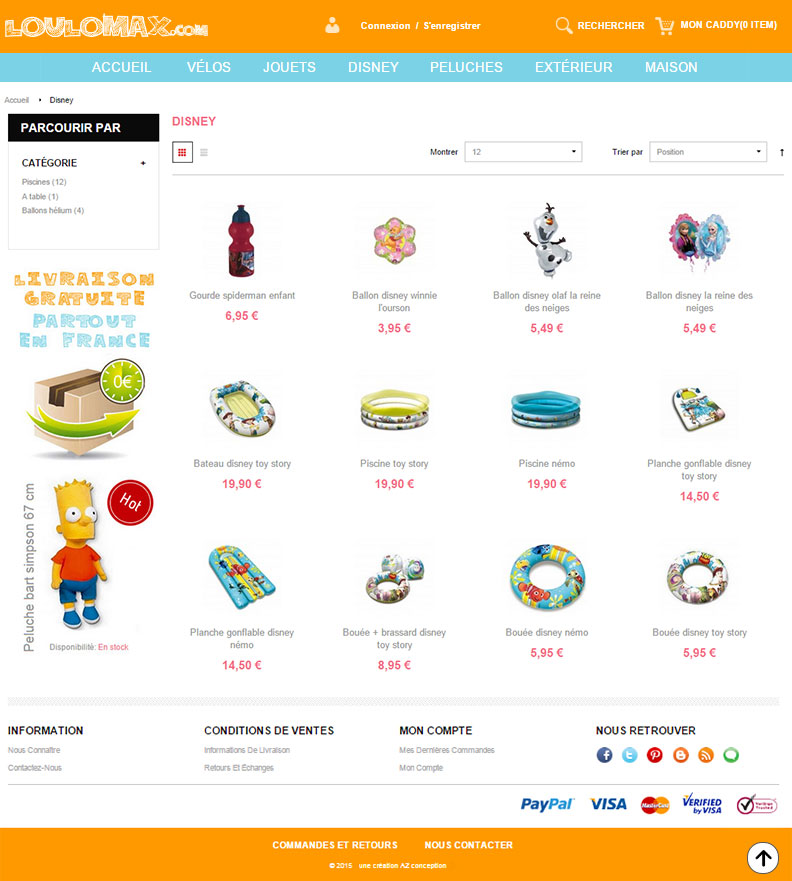 site-ecommerce-loulomax