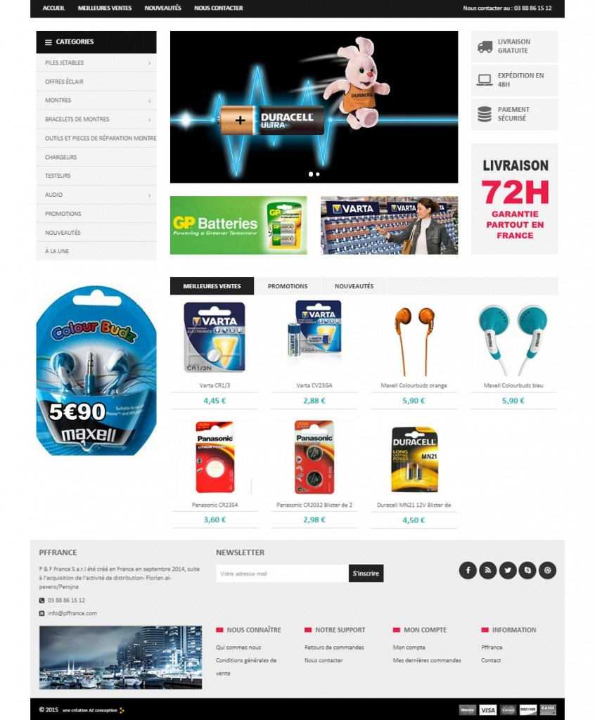site-ecommerce-pffrance