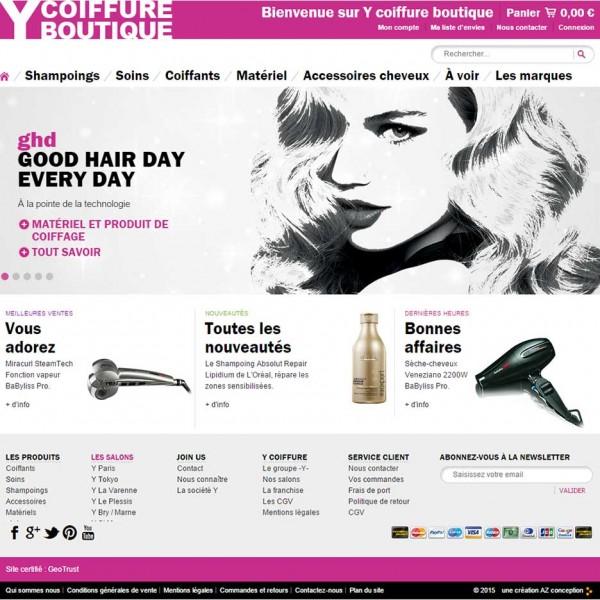 y coiffure boutique